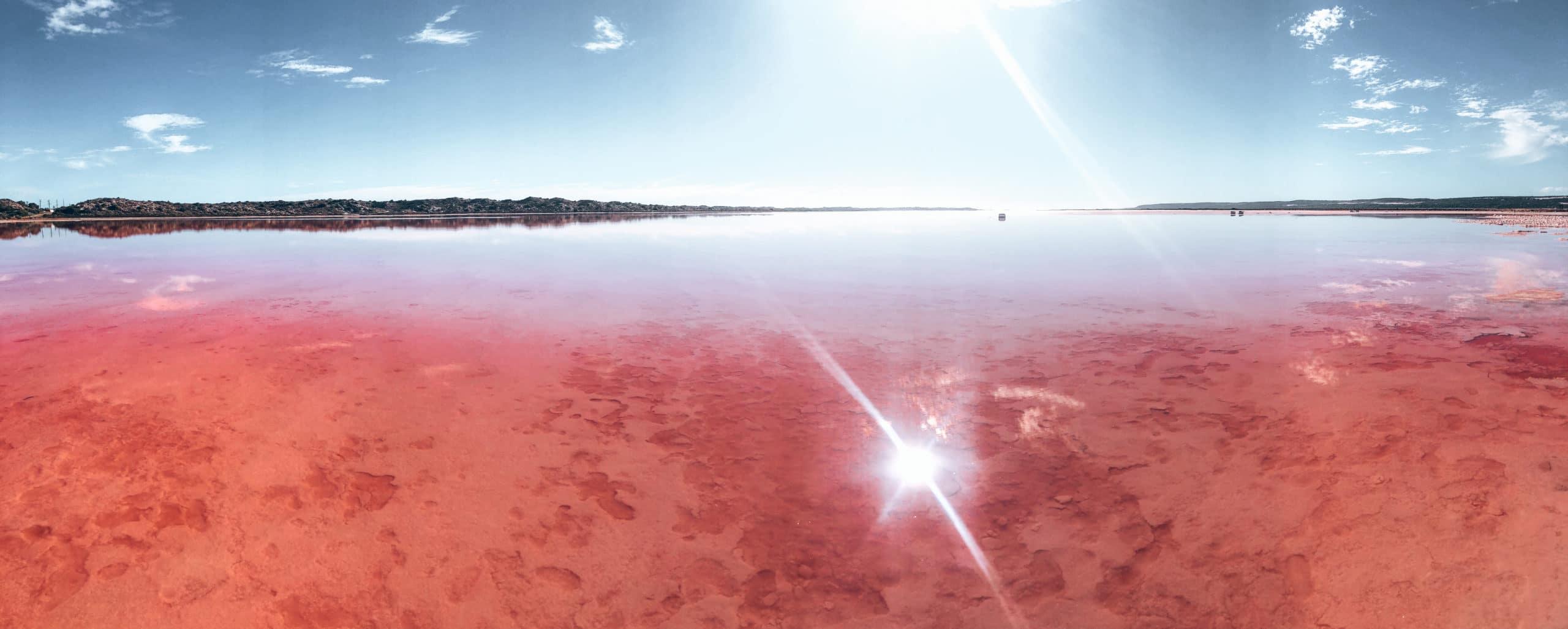 Côte ouest en Australie