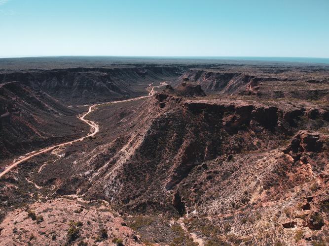 australie gorge