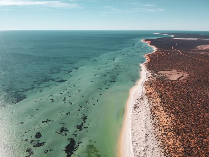François perron road trip côte ouest Australie