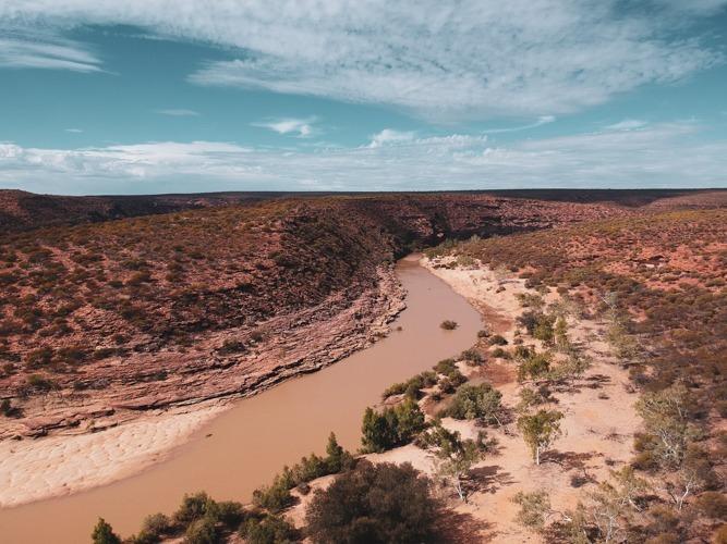 Kalbarri road trip côte ouest Australie