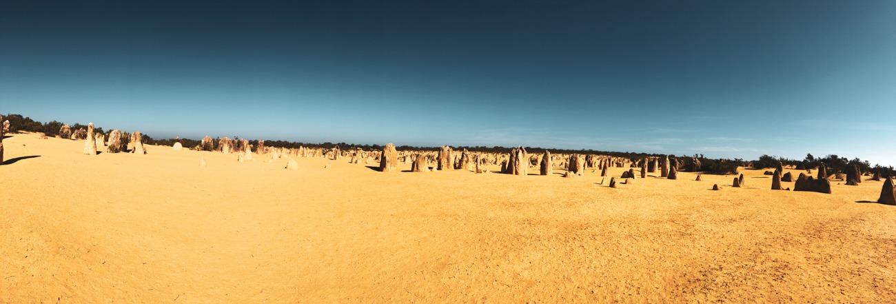 panorama pinacles