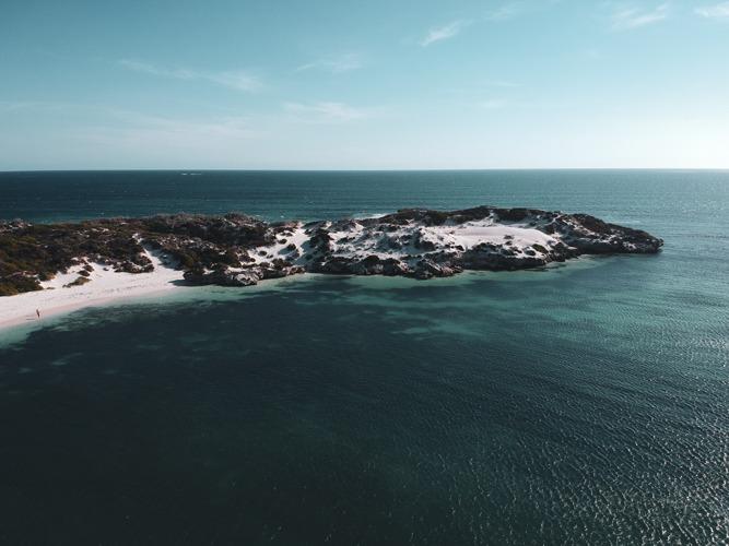 sable blanc australie
