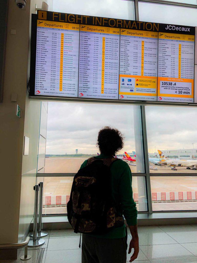 aéroport partir 1 an en australie