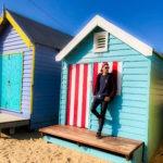 Jérémy cabane de plage Visiter Melbourne en deux jours