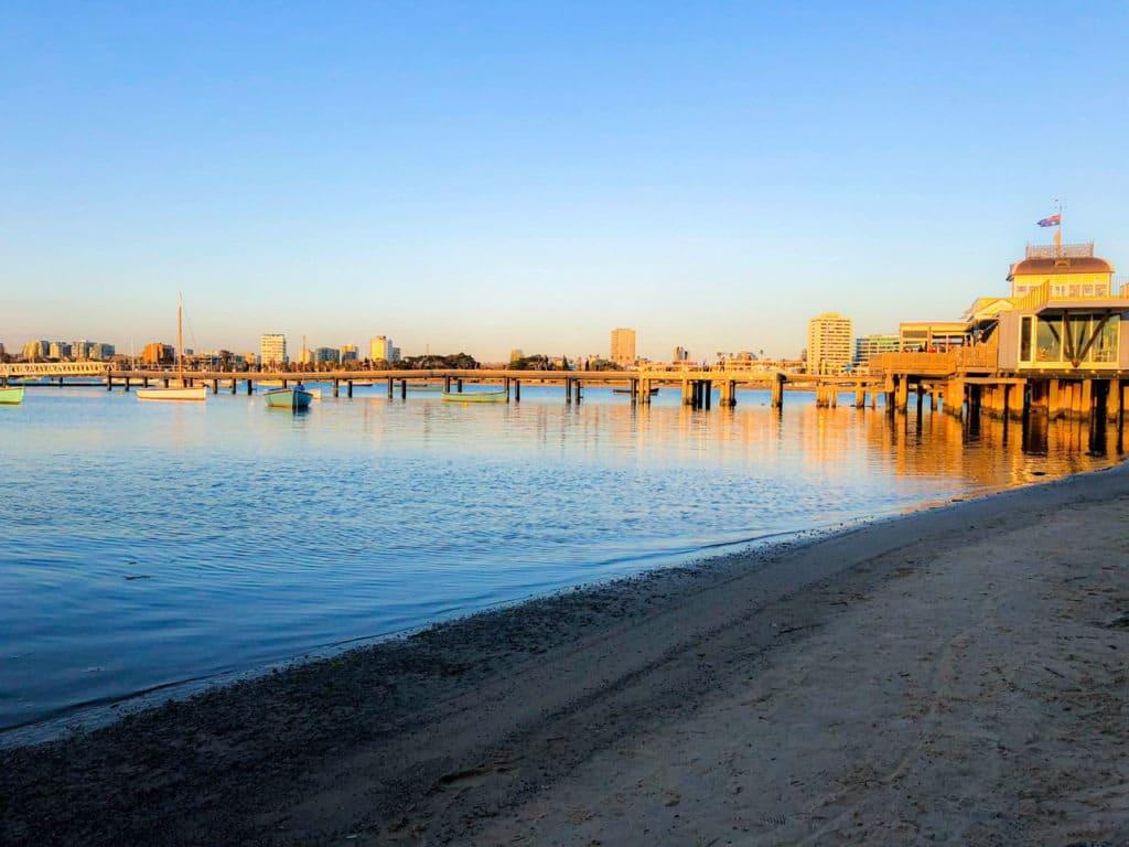 jetée saint kilda visiter Melbourne en deux jours