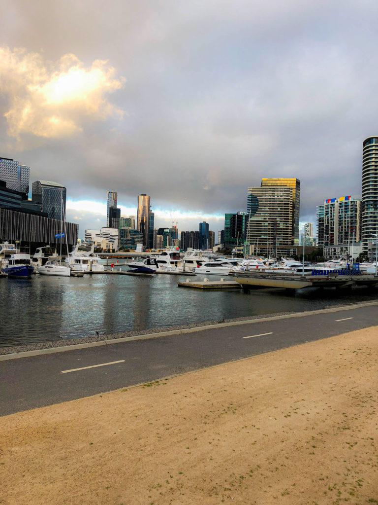 quartier d'affaires visiter Melbourne en deux jours