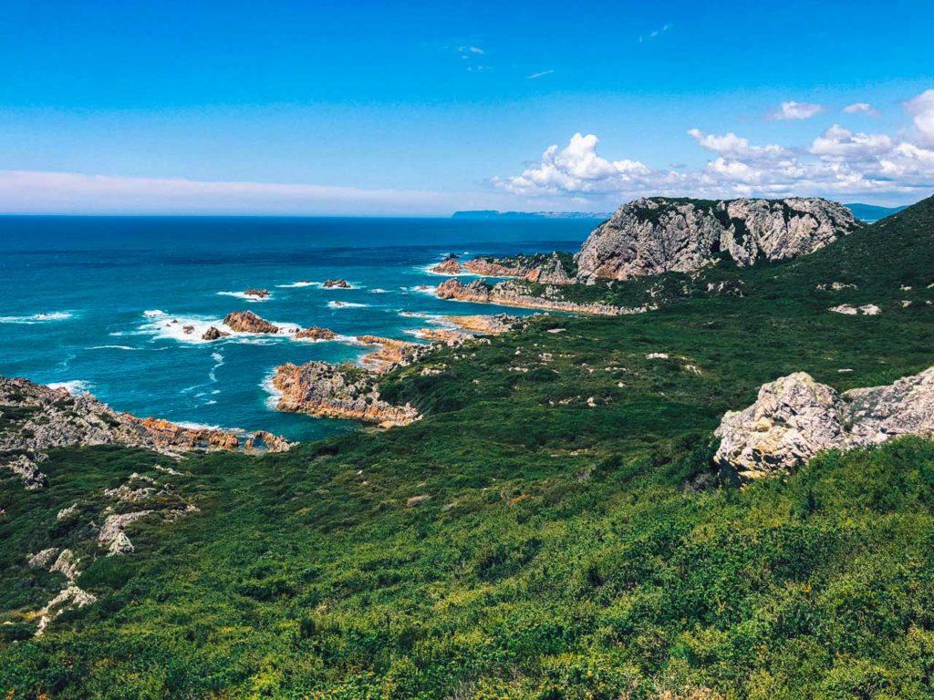 côte nord road trip Tasmanie