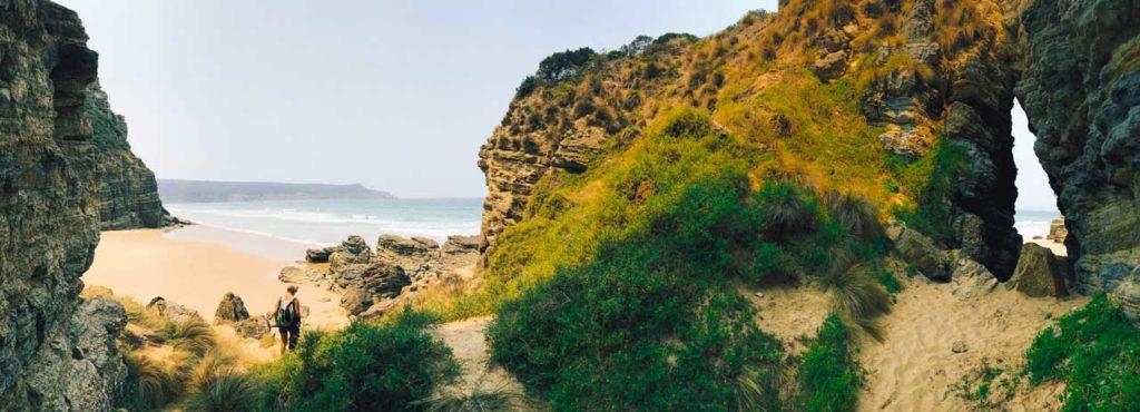 Road trip tasmanie Bruny Island