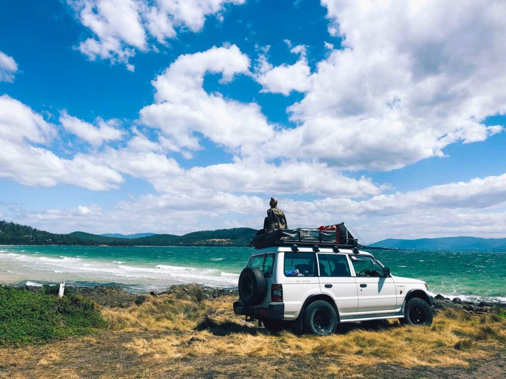 road trip tasmanie budget