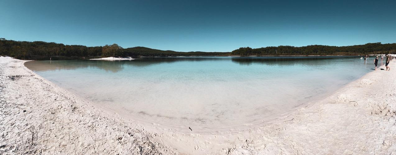 Visiter Fraser Island