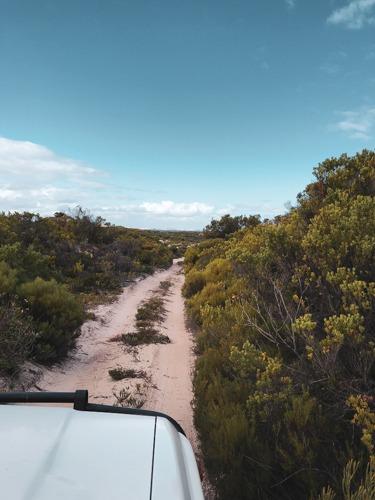 rouler dans le sable road trip Melbourne Perth