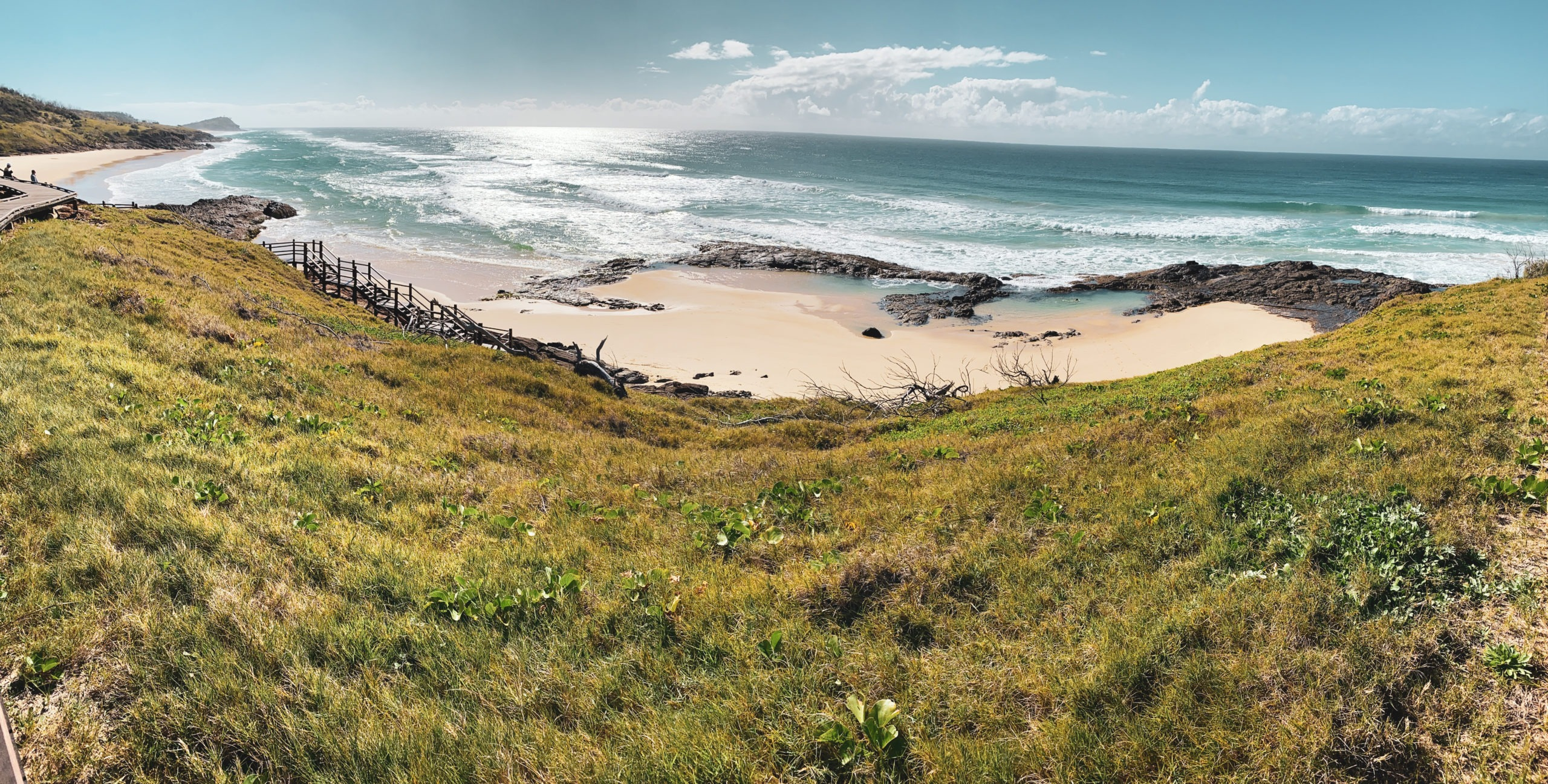Fraser Island côte Est