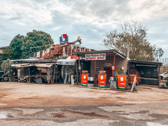 road trip Darwin Adelaide