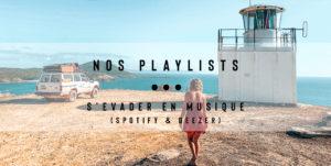 playlist de voyage