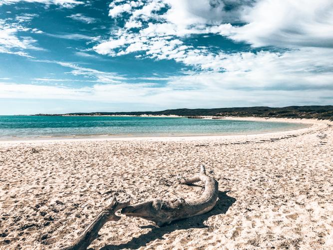 turquoise bay plages d'Australie
