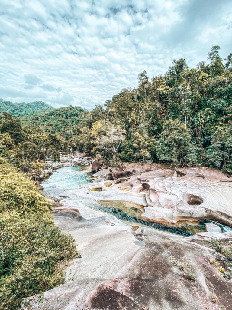 rivières australie