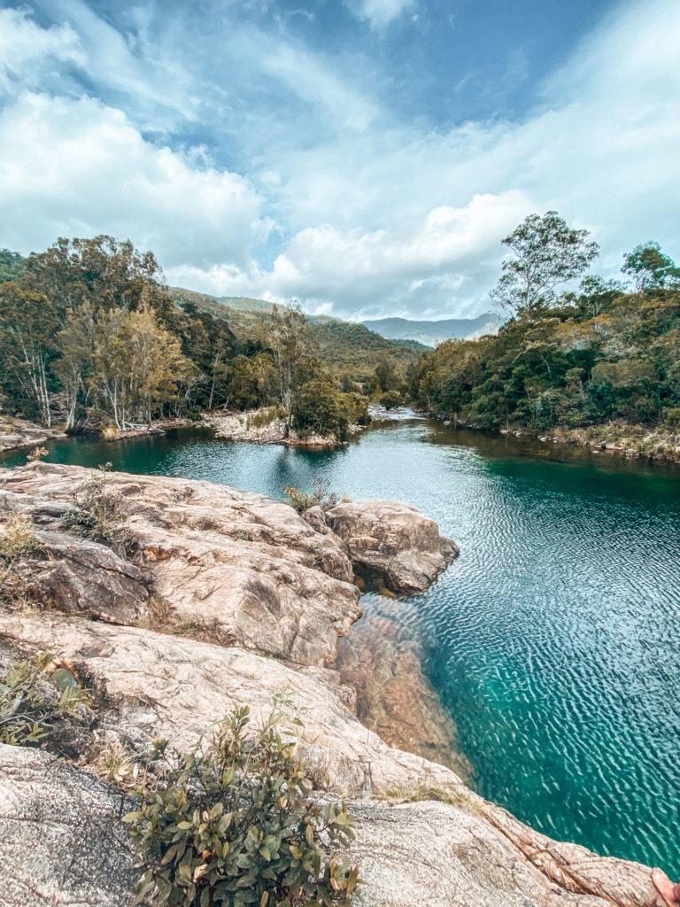 Townville cascades Queensland