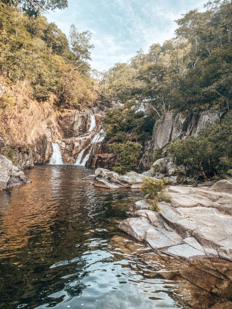 cascades Queensland proche cairns