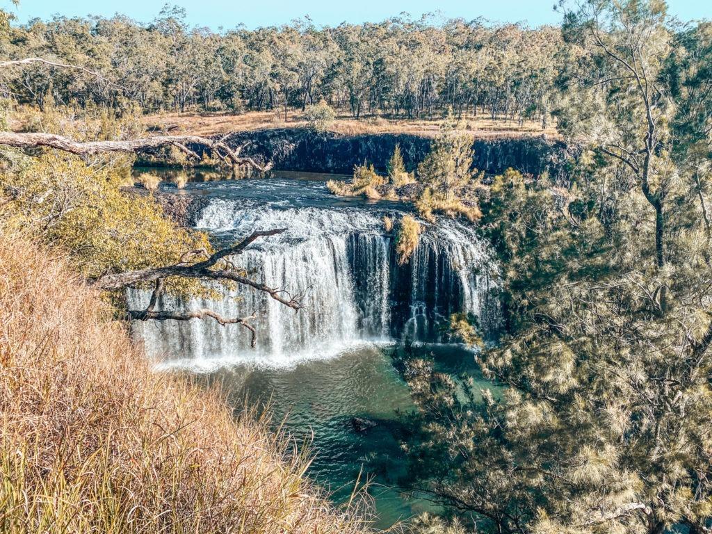 plus large cascade australie