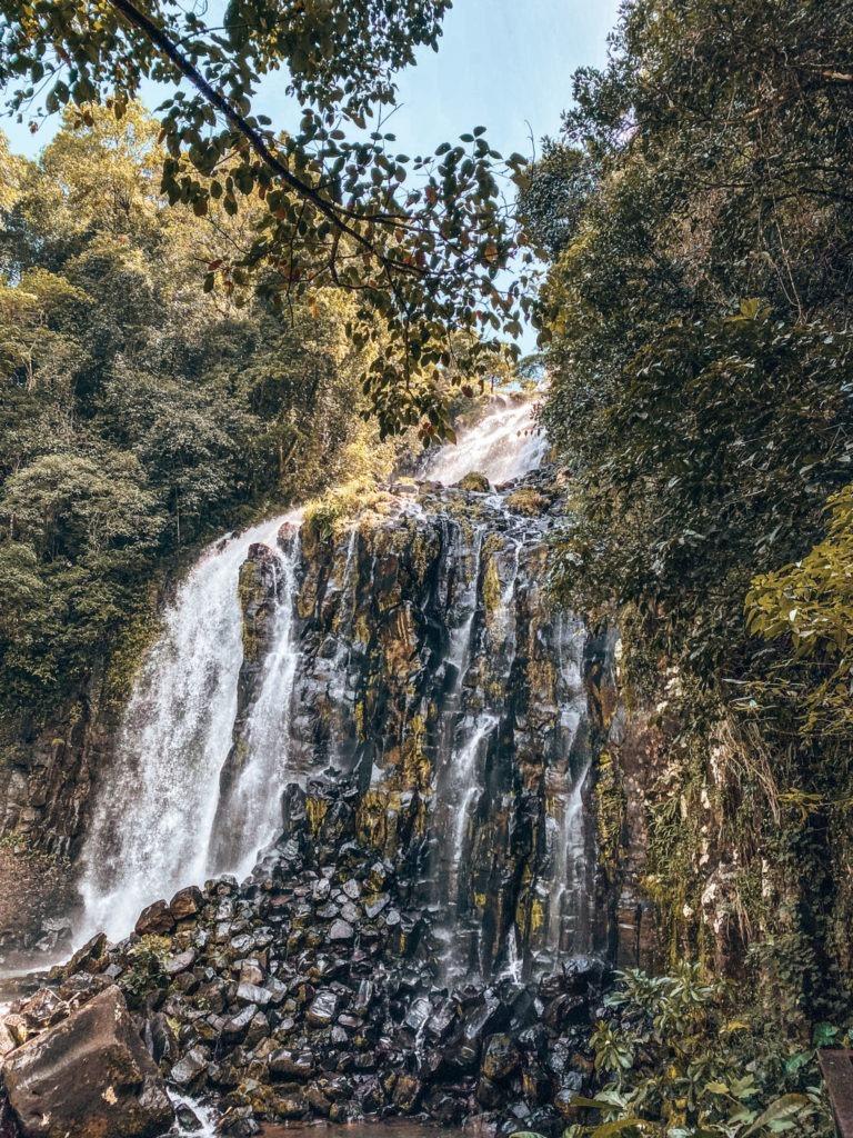 chute d'eau Queensland
