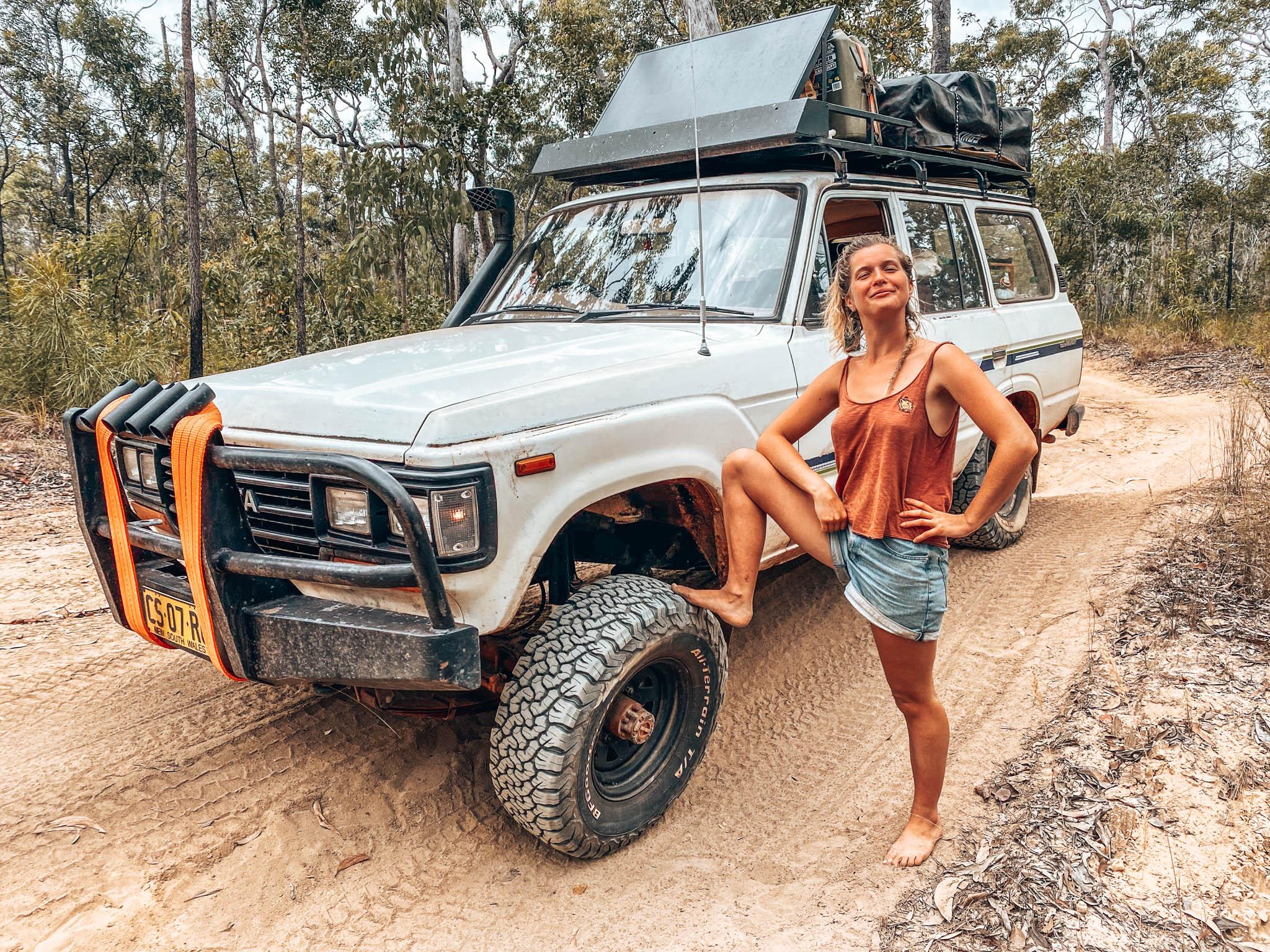 préparer road trip australie