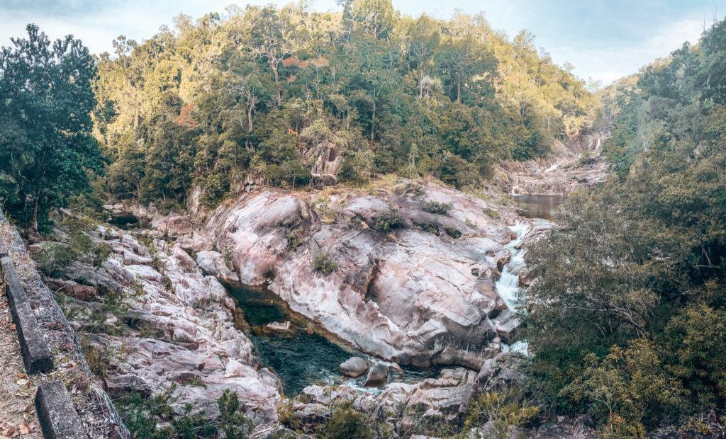 cairns australie cascade