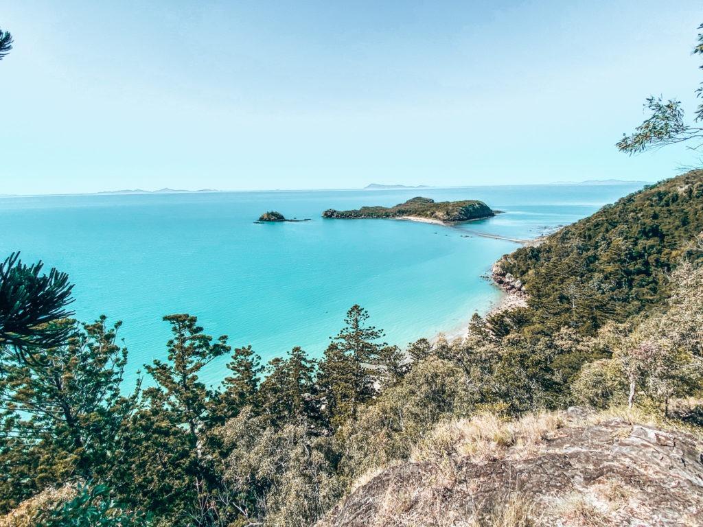 cap Hillsborough île