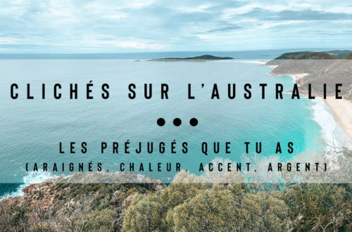 cliché australie