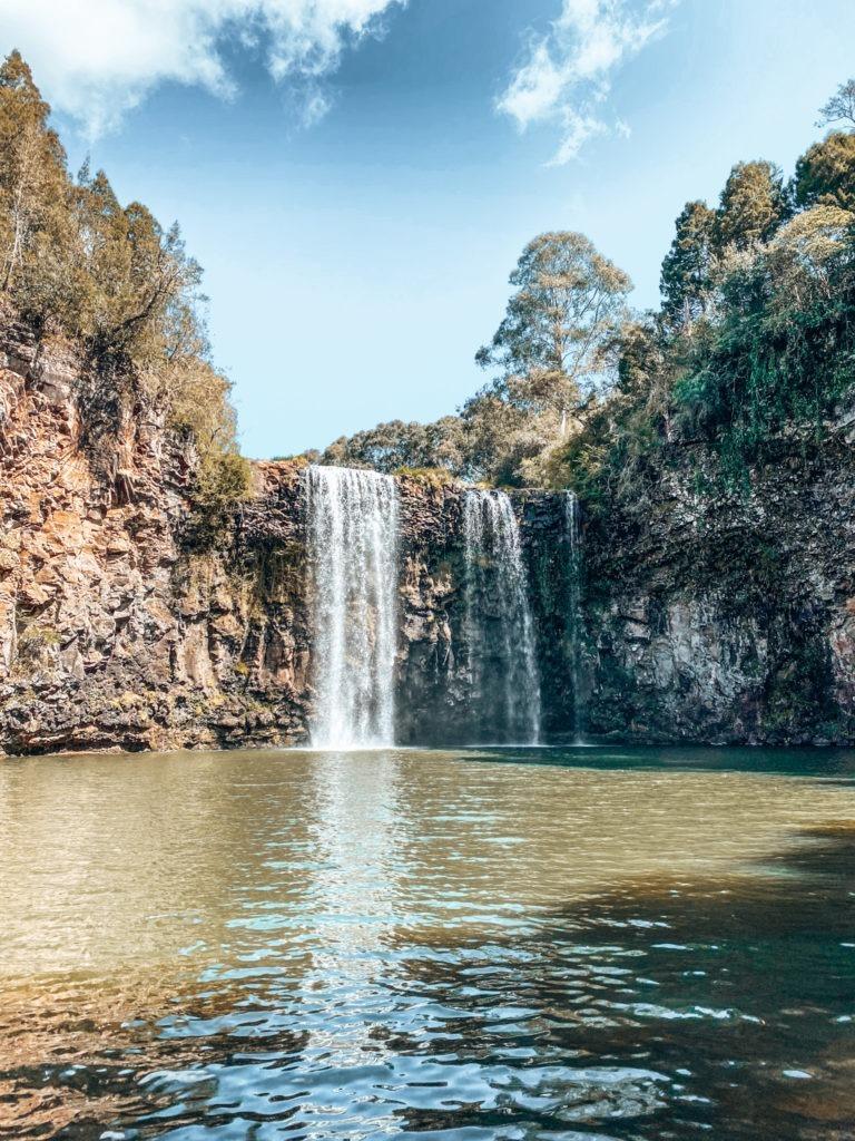 cascade australie côte est