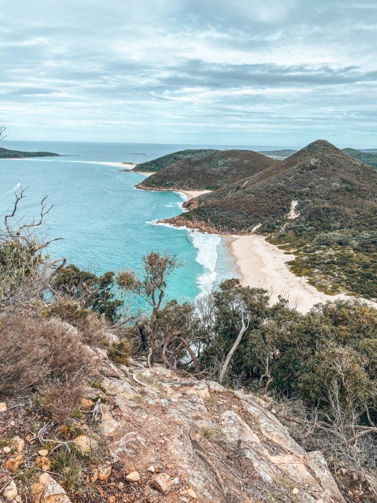 nelson bay oad trip côte est en australie