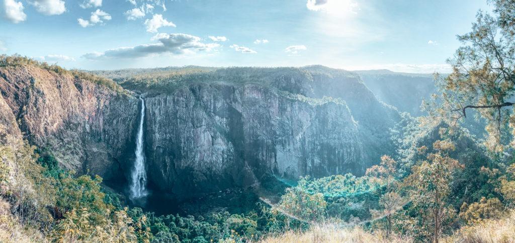 Wallaman falls côte est