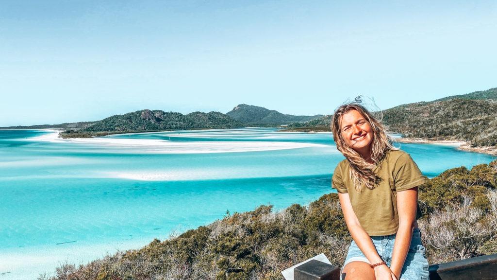 croisière Whitsunday oad trip côte est en australie