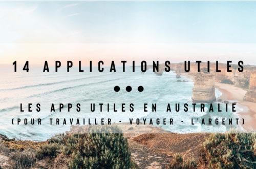 applications indispensables australie