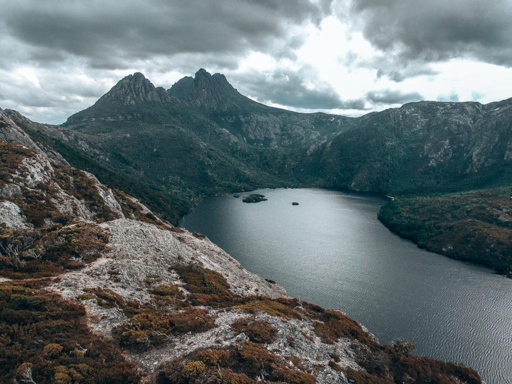 cradle mountain australie