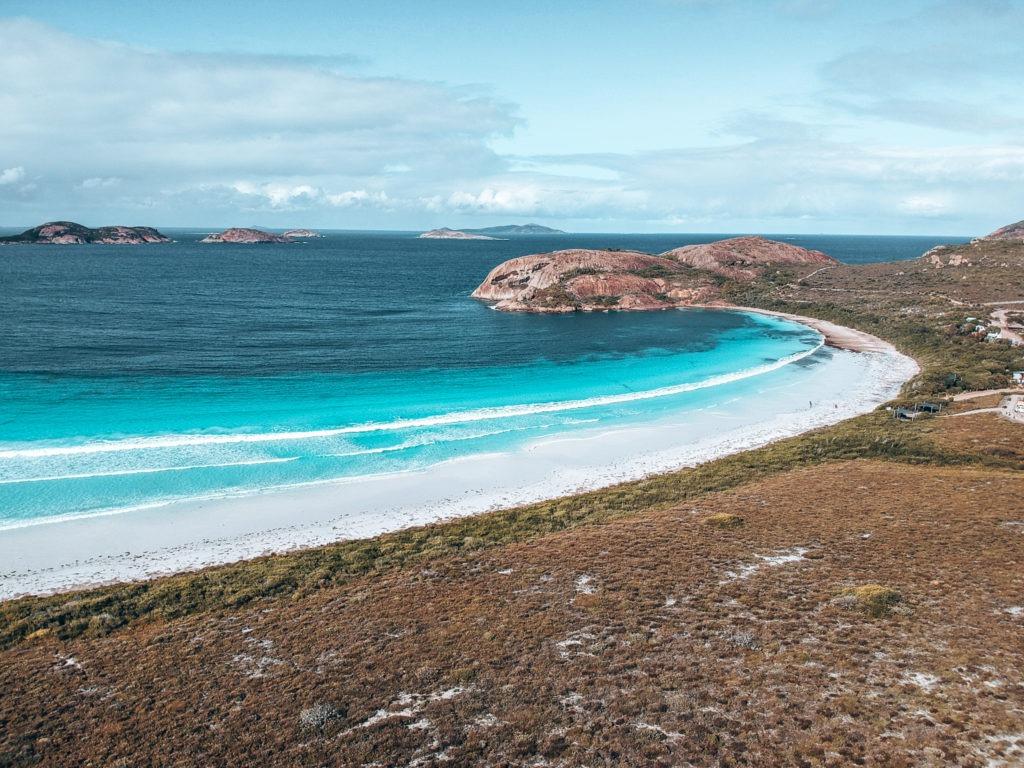 plage paradisiaque Australie
