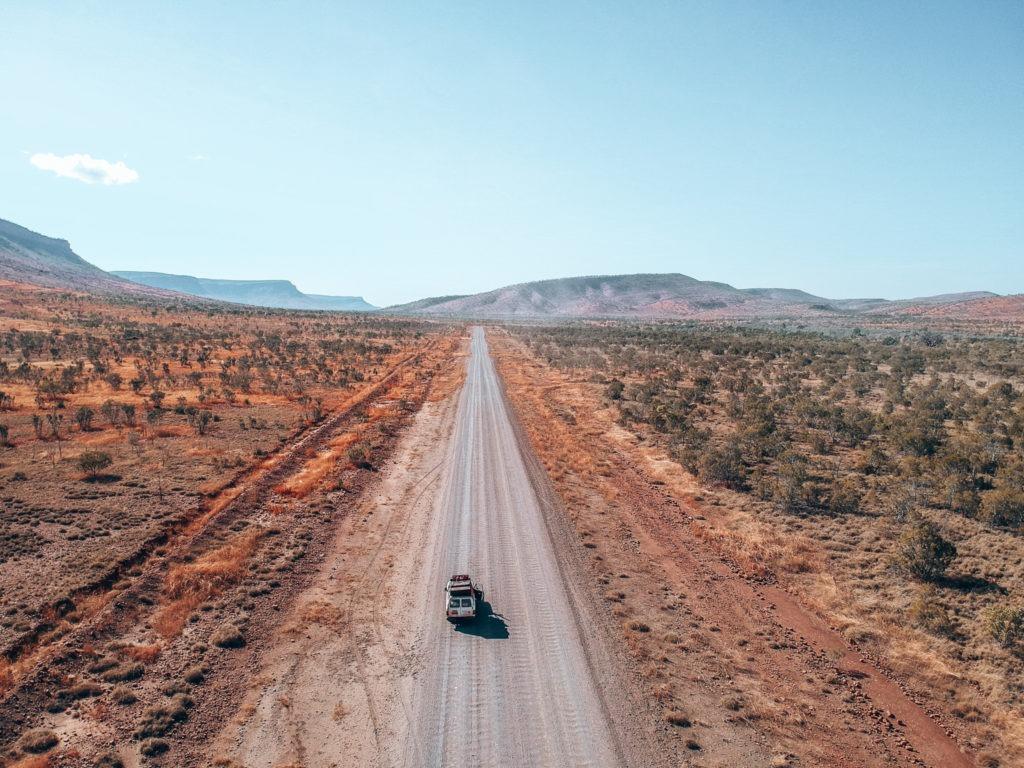 road trip australie voiture seul