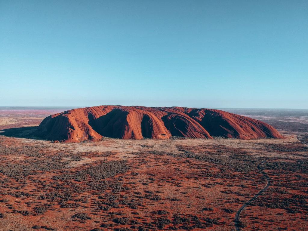 uluru Northern Territory road trip australie