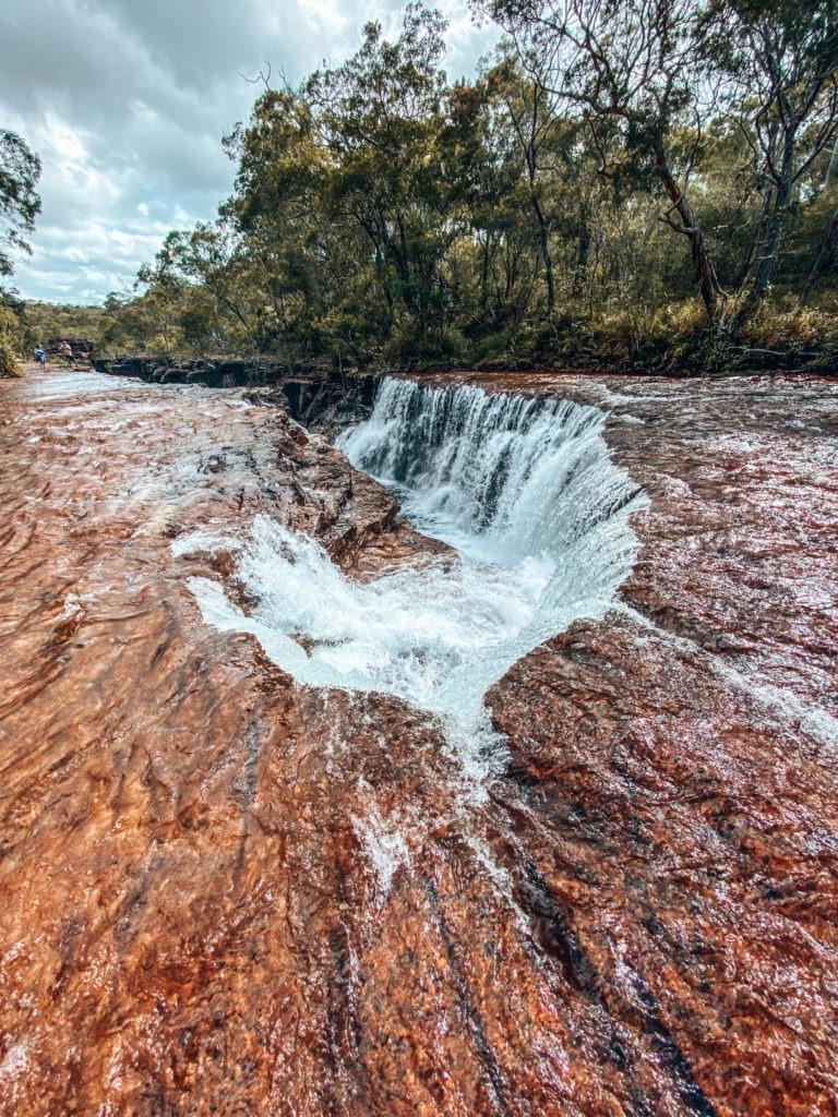 Eliott falls australie