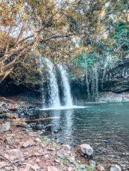 cascade proche Byron Bay